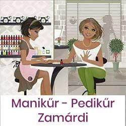 Manikűr - Pedikűr Zamárdi